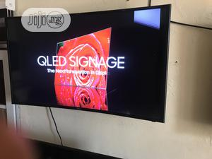 40 Inch Samsung Curved 4K UHD HDR Smart Tv   TV & DVD Equipment for sale in Abuja (FCT) State, Gwarinpa