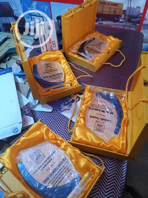 Awards Plaque Crystal Plaque And Crystal | Arts & Crafts for sale in Lagos State, Ikoyi