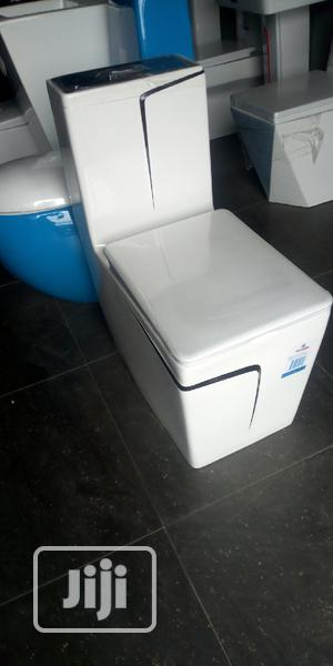Executive WC With The Wash Hand Basin | Plumbing & Water Supply for sale in Lagos State, Orile