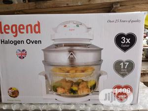 Legend Halogen Oven Air Fryer, 17litres,1400watts,3x Faster.   Kitchen Appliances for sale in Lagos State, Ojo