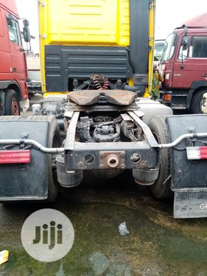 Mercedes Actros 6 Tires Trailer Head | Trucks & Trailers for sale in Lagos State, Amuwo-Odofin