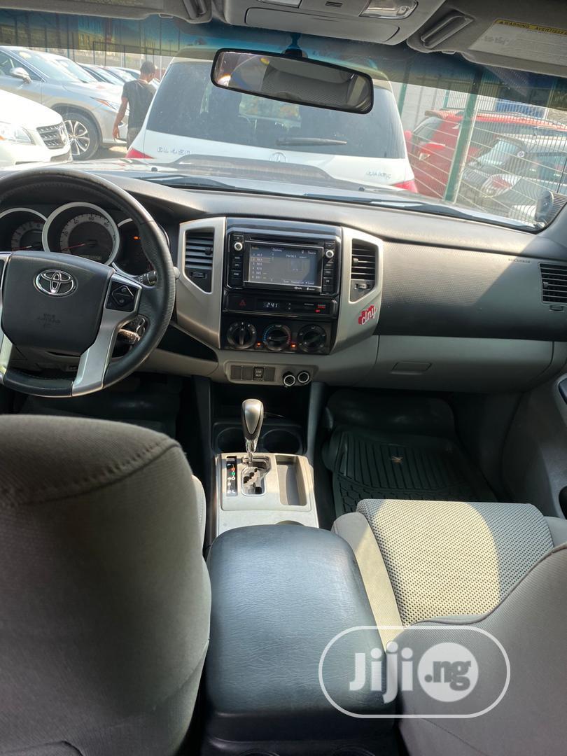 Archive: Toyota Tacoma 2014 Black