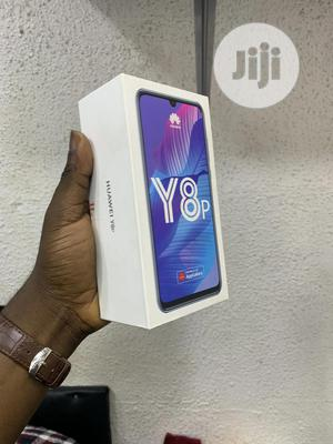New Huawei Y8p 128 GB Black   Mobile Phones for sale in Lagos State, Ikeja