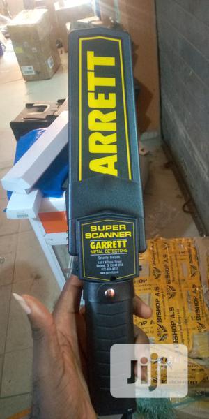 Garrett Super Scanner Hand-held Metal Detector   Safetywear & Equipment for sale in Lagos State, Ikeja