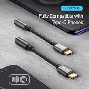 Baseus Type C Male To 3.5mm Female Adapter L54 | Computer Accessories  for sale in Lagos State, Ikeja