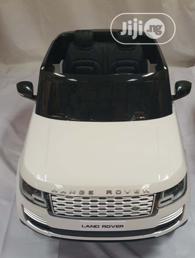Automatic Range Rover Kids Car | Toys for sale in Lagos Island (Eko), Lagos State, Nigeria
