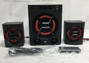 NEW LG 40W 2.1ch Xboom (LK-72B) Home Audio Speaker System   Audio & Music Equipment for sale in Lagos State, Ojo