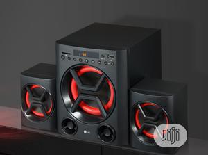 Brand New LG (Lk-72b) 40watt 2.1ch Audio Speaker System   Audio & Music Equipment for sale in Lagos State, Ojo