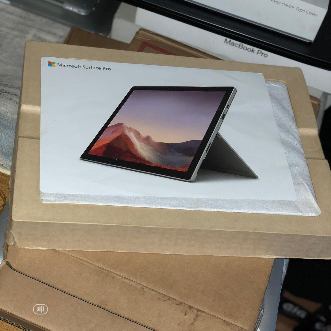 Laptop Microsoft Surface Pro 16GB Intel Core I7 SSD 512GB | Laptops & Computers for sale in Ikeja, Lagos State, Nigeria