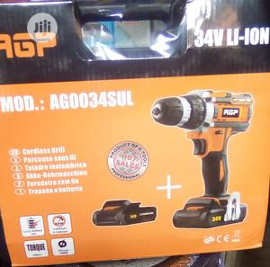 34v Rechargeable Screw Machine   Electrical Hand Tools for sale in Lagos State, Lagos Island (Eko)