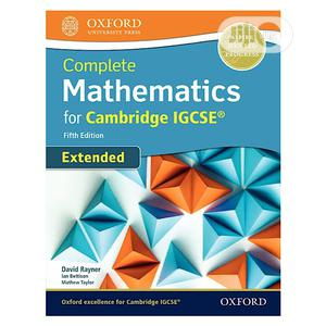 Complete Mathematic For Cambridge IGCSE   Books & Games for sale in Abuja (FCT) State, Gwarinpa