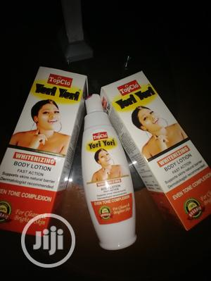 Yori Yori Whitenizing Body Lotion | Skin Care for sale in Lagos State, Abule Egba