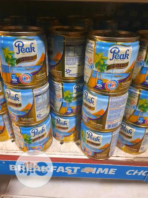 Peak Gold Tin Milk - Imported | Meals & Drinks for sale in Lagos State, Surulere