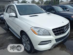 Mercedes-Benz M Class 2013 White | Cars for sale in Lagos State, Apapa