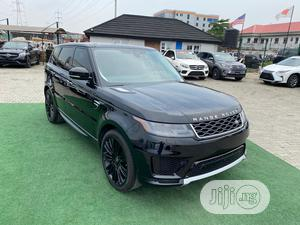 Land Rover Range Rover Sport 2018 Black | Cars for sale in Lagos State, Lekki