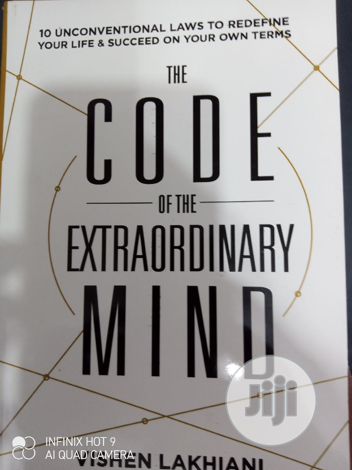 Archive: The Code of the Extraordinary Mind