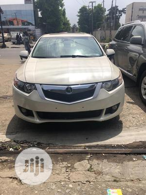 Acura TSX 2011 White   Cars for sale in Lagos State, Ikeja