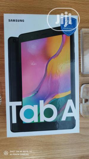 New Samsung Galaxy Tab A 8.0 (2019) 32 GB Black | Tablets for sale in Lagos State, Ikeja