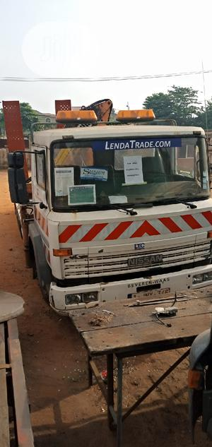 Clean Used Nissan Tow Truck | Trucks & Trailers for sale in Lagos State, Ikeja