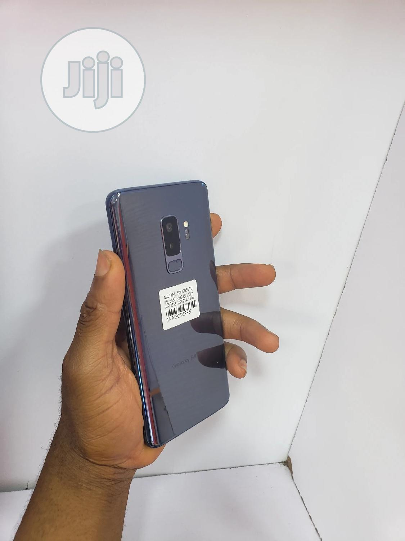 Samsung Galaxy S9 Plus 64 GB Blue