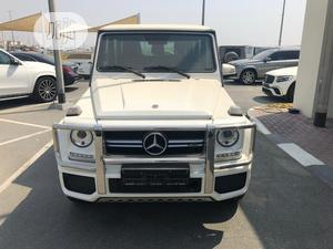 Mercedes-Benz G-Class 2015 White   Cars for sale in Lagos State, Victoria Island