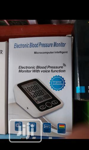 Electronic Blood Pressure Monitor   Medical Supplies & Equipment for sale in Lagos State, Lagos Island (Eko)