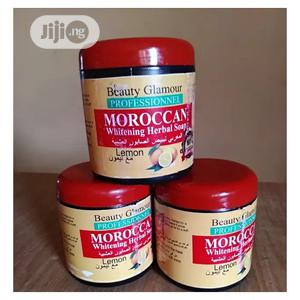 Beauty Glamour Morrocan Whitening Herbal Soap   Bath & Body for sale in Lagos State, Ikotun/Igando