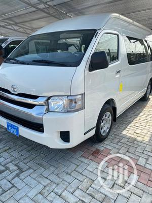 Totoya 2017 Haice Bus - White | Buses & Microbuses for sale in Lagos State, Lekki