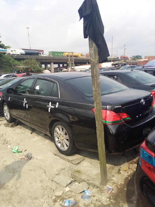 Toyota Avalon 2008 Black | Cars for sale in Apapa, Lagos State, Nigeria