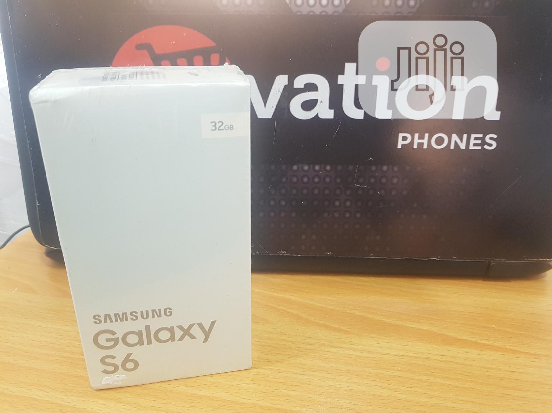 Archive: New Samsung Galaxy S6 32 GB White