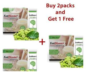Fat Blaster Shake Diet Weight Loss Tea Drink   Vitamins & Supplements for sale in Rivers State, Port-Harcourt