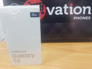 New Samsung Galaxy S6 32 GB Black | Mobile Phones for sale in Lagos State, Ikeja
