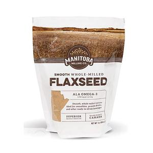Manitoba Milling Company Smooth Golden Flaxseed Flax Seed Po   Vitamins & Supplements for sale in Lagos State, Amuwo-Odofin