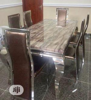 New Imported Marble Dining Table | Furniture for sale in Lagos State, Ajah
