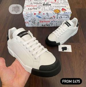 Dolce and Gabbana Sneaker Available as Seen Order Yours Now | Shoes for sale in Lagos State, Lagos Island (Eko)