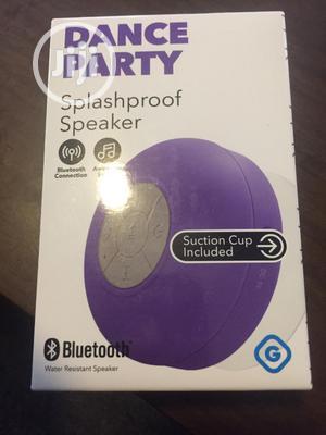 Dance Party Splash Proof Speaker | Audio & Music Equipment for sale in Lagos State, Alimosho