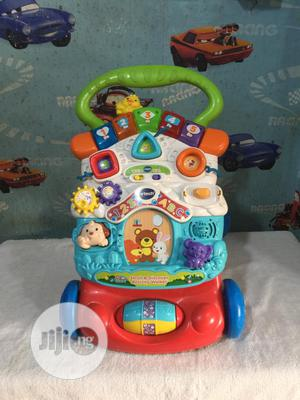 Tokunbo Uk Used Pushing Baby Walker   Children's Gear & Safety for sale in Lagos State, Ojodu