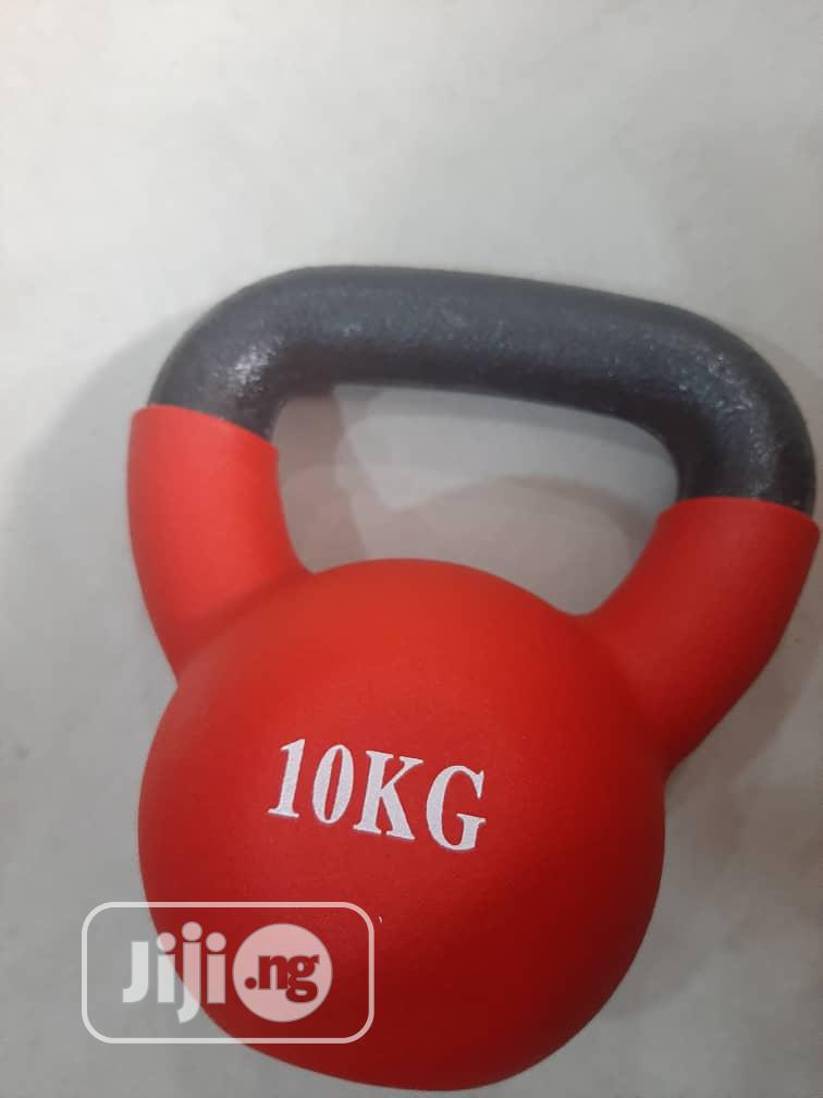 Kettle Bell   Sports Equipment for sale in Surulere, Lagos State, Nigeria