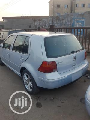 Volkswagen Golf 1999 2.0 Silver | Cars for sale in Lagos State, Surulere