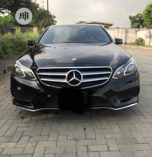 Mercedes-Benz E350 2014 Black | Cars for sale in Lagos State, Ilupeju