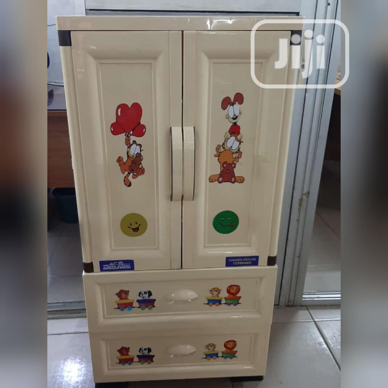 Baby Wardrobe Cabinet