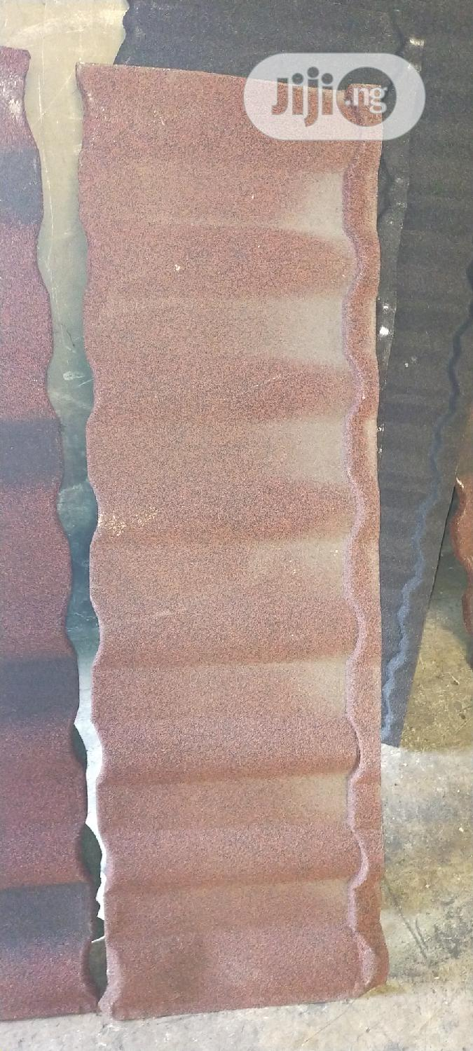 Stone Coated Roof Sheet | Other Repair & Construction Items for sale in Orile, Lagos State, Nigeria