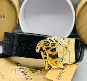 Versace Leather Belt | Clothing Accessories for sale in Lagos State, Lagos Island (Eko)