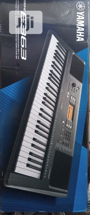Keyboard Yamaha PSR E363 | Musical Instruments & Gear for sale in Lagos State, Mushin