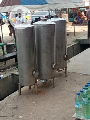 Water Treatment Plant Stainless Tank 24inches | Manufacturing Equipment for sale in Lagos State, Orile