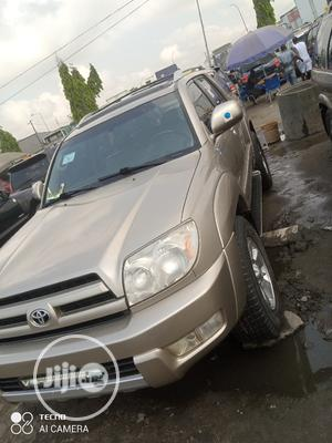 Toyota 4-Runner 2005 Limited V6 4x4 Gold | Cars for sale in Lagos State, Amuwo-Odofin