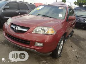 Acura MDX 2006 Red | Cars for sale in Lagos State, Amuwo-Odofin