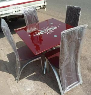 Quality Dining Table by 4 | Furniture for sale in Lagos State, Lekki
