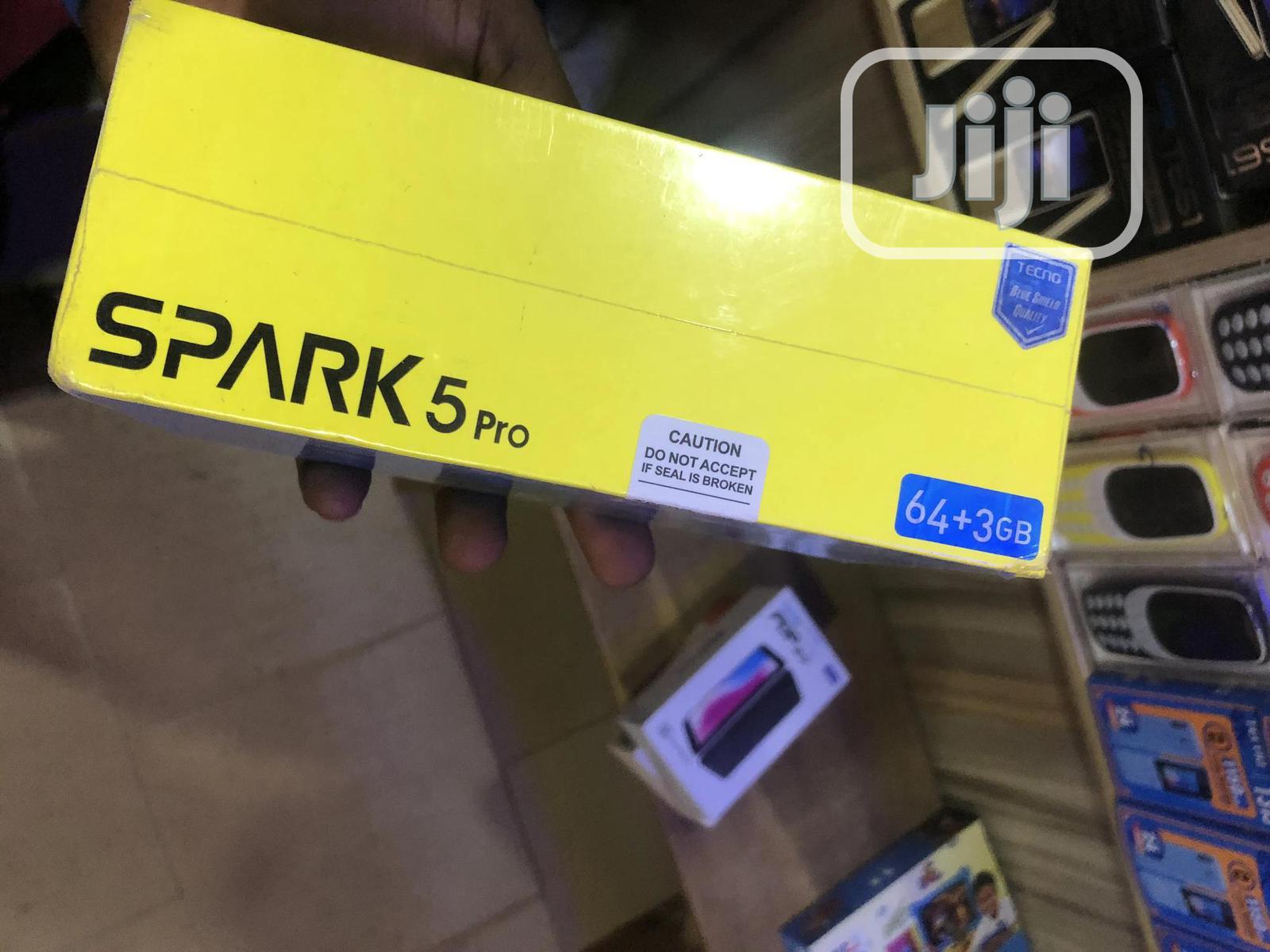 Archive: New Tecno Spark 5 Pro 64 GB