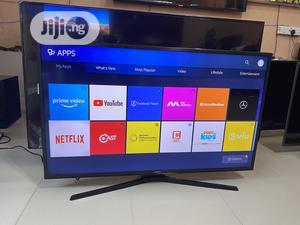 43lnch Samsung Smart Uhd 4K TV   TV & DVD Equipment for sale in Lagos State, Ojo